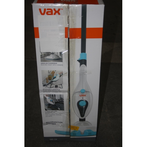 83 - GRADE U- BOXED VAX STEAM CLEAN MULTI MODEL: S85-CM RRP-£49.99...