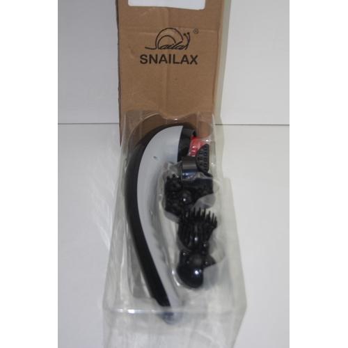 462 - GRADE U- BOXED SNAILAX MASSAGER MODEL: SL-482-UK RRP-£50...