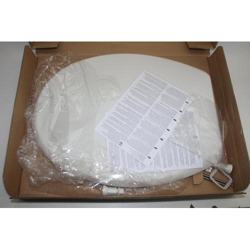 862 - GRADE U- BOXED BEMIS PLAS 2850 BUXTON STATITE WHITE...