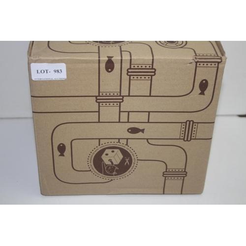 983 - GRADE U- BOXED CAT IT FLOWER FOUNTAIN...