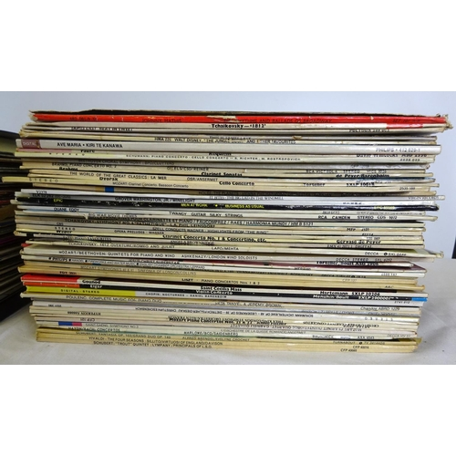 27 - A Quantity of Lps to include mainly classical.