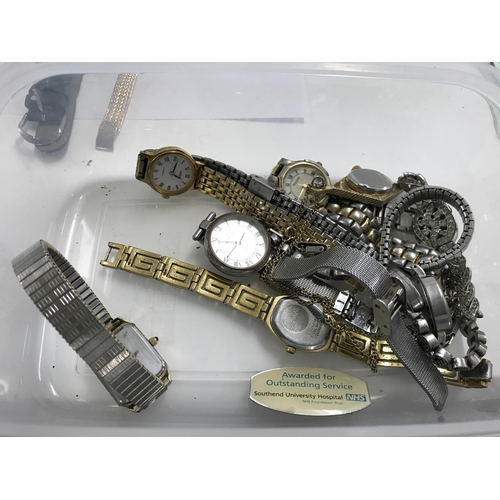 54 - A collection of dress watches - NO RESERVE...