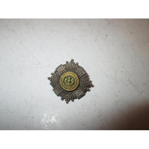 10 - Silver Sweetheart brooch : Black Watch (Military, Scottish & Stuart Clan interest)...
