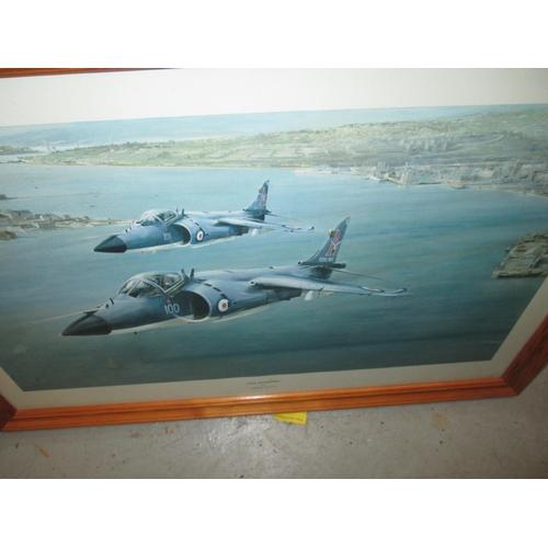 503 - 2 x military interest prints...
