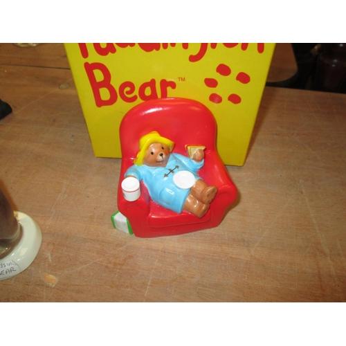 741 - Boxed Coalport Characters Paddington Bear...