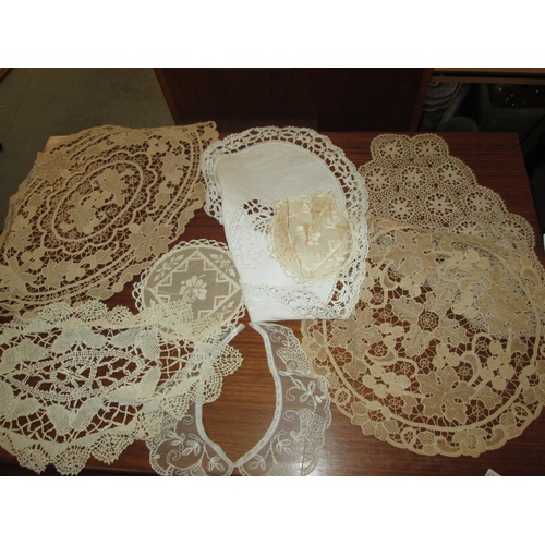455 - Various embroideries...