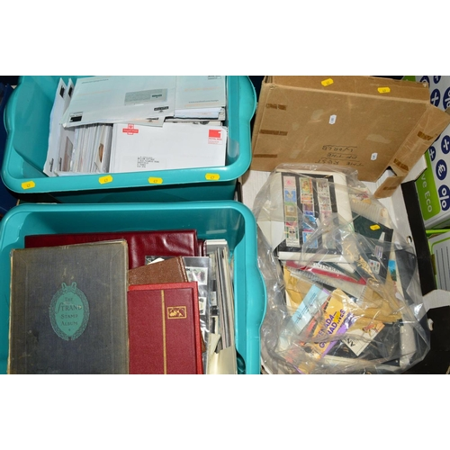 47 - A LARGE ALL WORLD ACCUMULATION OF STAMPS, in albums, stockbooks and loose with Great Britain from 18...
