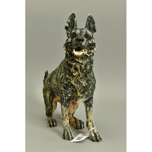 131 - APRIL SHEPHERD (BRITISH CONTEMPORARY), 'Raring To Go', a Limited Edition cold cast porcelain sculptu...