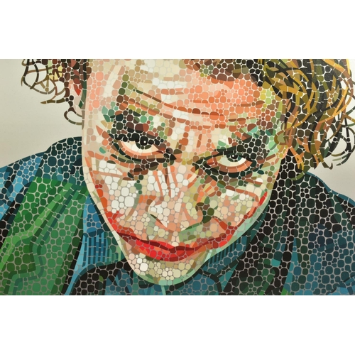 34 - PAUL NORMANSELL (BRITISH 1978), 'Call Me Crazy', a Limited Edition print of Batman nemesis The Joker...