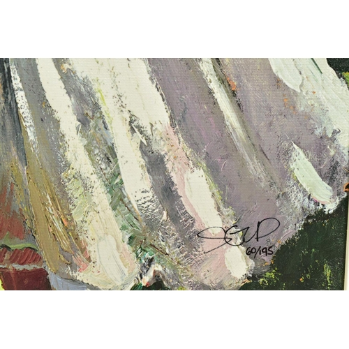 43 - SHERREE VALENTINE DAINES (BRITISH 1959), 'Royal Ascot, Ladies Day II', a Limited Edition print, 60/1...
