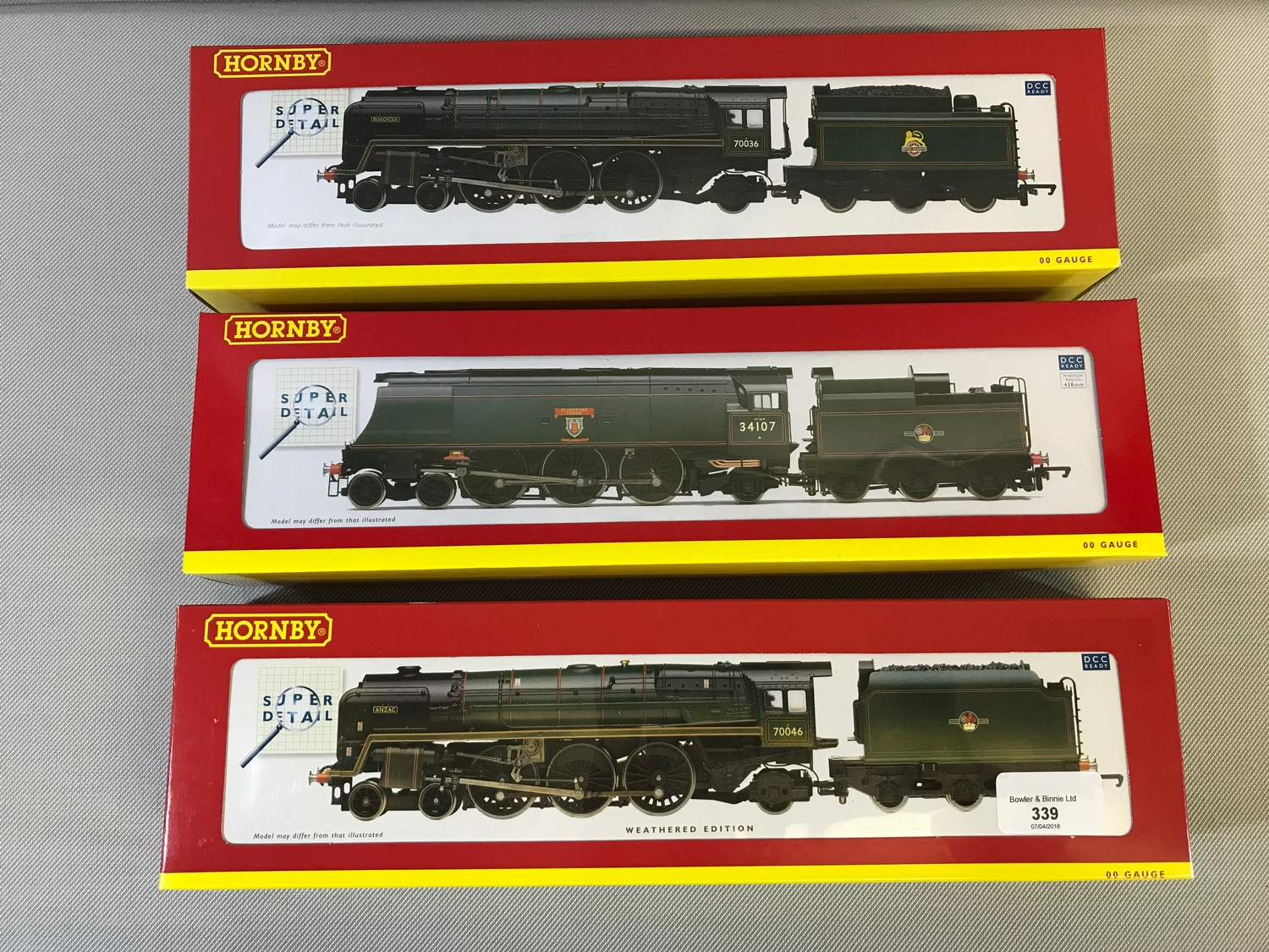 Hornby 0 Guage Evident Effect O Scale