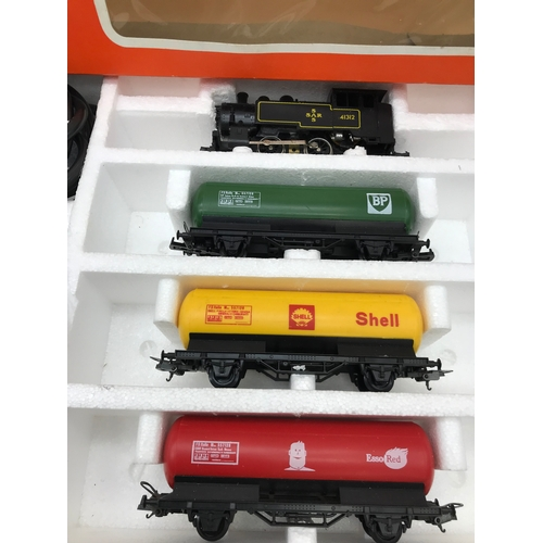 21 - Lima Electric Train set HO Scale complete in box...