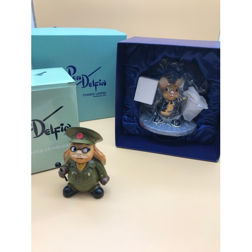 28 - Pendelfin figurine named '2007 Event Piece' complete with presentation box. Together with Pendelfin ...