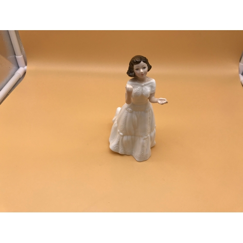 51 - Royal Doulton figurine 'Welcome'...