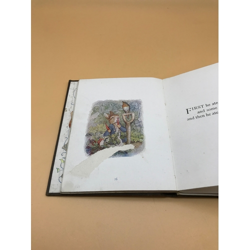 14 - The Tale of Peter Rabbit by Beatrix Potter, printed by Frederick Warne & Co . London & New York. Ori...
