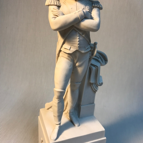 59 - A Detailed Marble statue of Napoleon, Signed after Beizot a French marble sculpture. Measures 30.5cm...