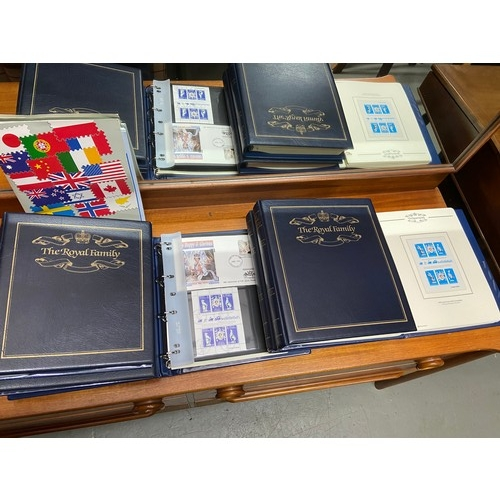 488C - A Collection of Royalty first day covers....