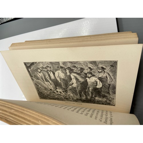 13 - A 1st edition book titled 'The Seat of Empire' by Charles Carleton Coffin. dated 1871....