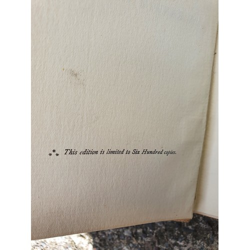 33 - Title -A Random Itinerary by John Davidson [Scottish Poet, Play write & Novelist] Book Dated 1894. T...