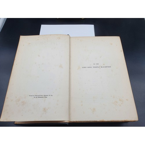 38 - Robespierre A Study by Hilaire Belloc, B.A. Book, Dated 1901 1st edition....