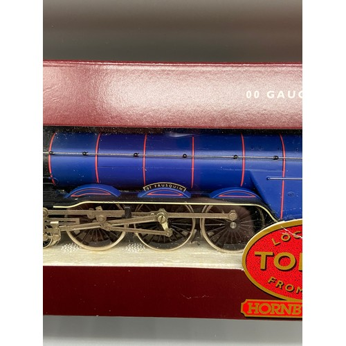 66J - Hornby Railways 00 Gauge scale models R.2036 BR 4-6-2 CLASS A3 'ST FRUSQUIN' Limited Edition. Loco &...