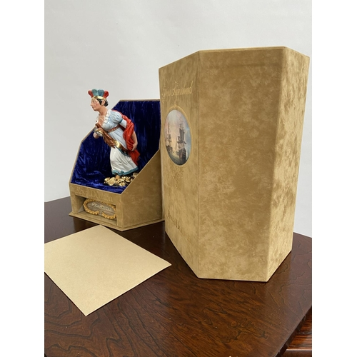 111 - A Rare Royal Doulton Ships Figureheads bust titled 'Pocahontas' HN2930 [limited edition 69/950] come...