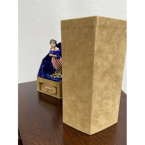 113 - A Rare Royal Doulton Ships Figureheads bust titled 'Benmore' HN2909 [limited edition 69/950] comes w...