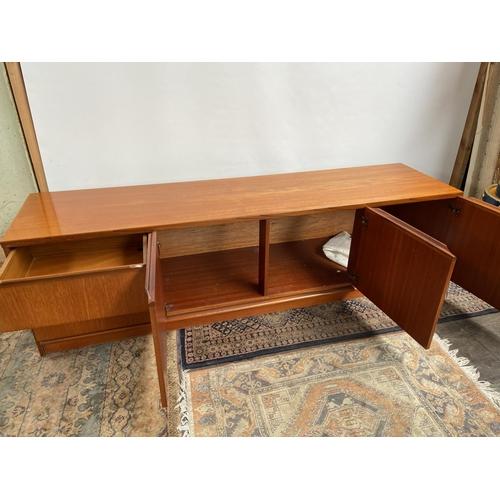 177 - A mid century sideboard [51x180x49cm]
