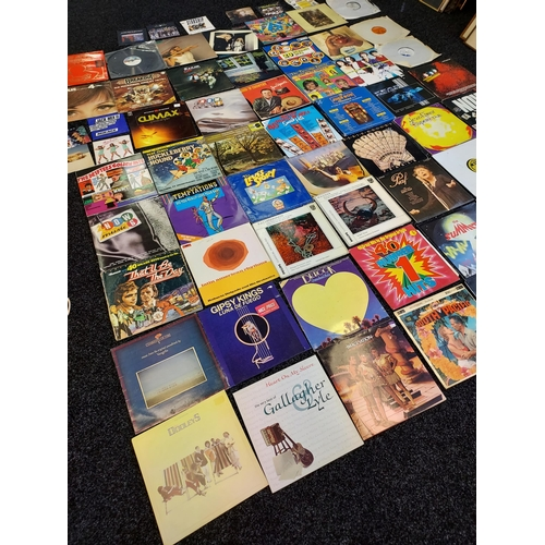 25 - A lot of various records to include multi artist records, Musicals and Classical etc