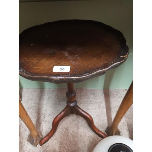 20 - Vintage side table