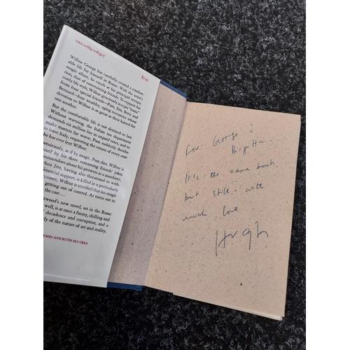 25a - Two Books- Fleetwood, Hugh- Fleetwood, Hugh- An Artist and a Magician. London, 1977. First edition, ...