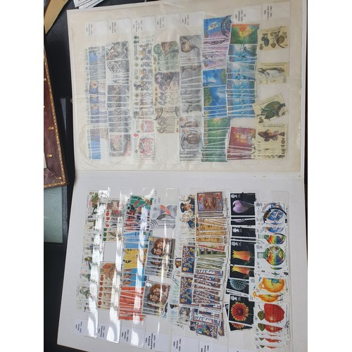 10A - A Album Containing A Large amount Of GB Stamps