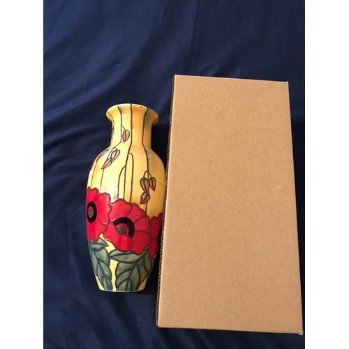 19 - Large old tupton vase....
