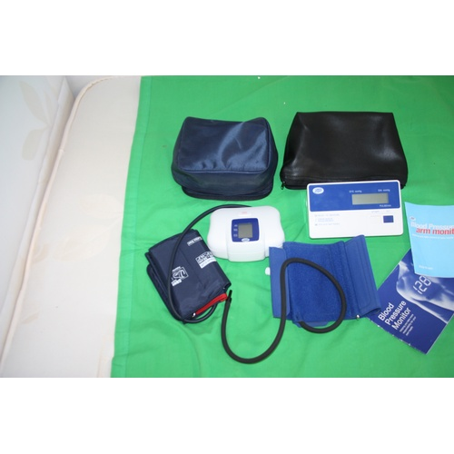 24 - Two Blood Pressure Monitors...
