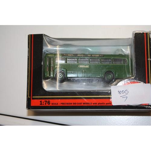 9 - Boxed EFE London Transport Greenline AEC RF Ref 23202...