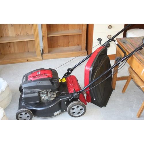21 - Mountfield RM45 Petrol Mower (vgc)