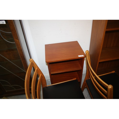 49 - Three Shelf Bedside Cabinet