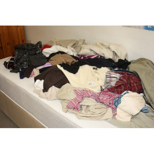51 - Quantity of New and Used Ladies' Clothing in Various Sizes
