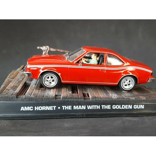 15 - Boxed Fabbri 1/43 Scale Diecast - AMC Hornet - The Man With The Golden Gun