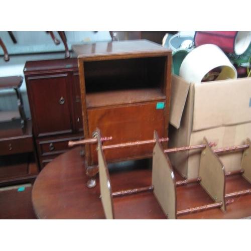 104 - Vintage Bedside Locker...