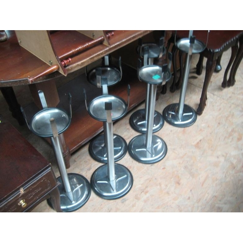 105 - Six Wine Bucket Stands...