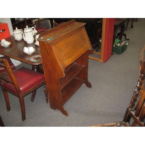148 - Vintage Oak Bureau...