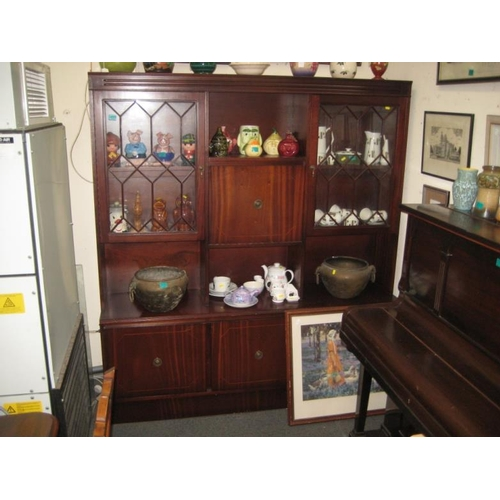 150 - Rossmore style Display Cabinet...