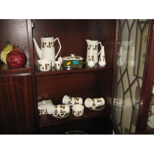 154 - Art Deco Coffee Set and other Tea wares...