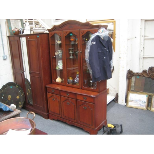 168 - 3 door Display Cabinet...