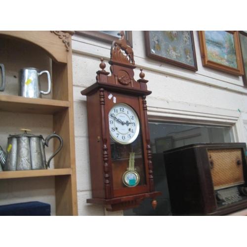 186 - Rolens Wall Clock...