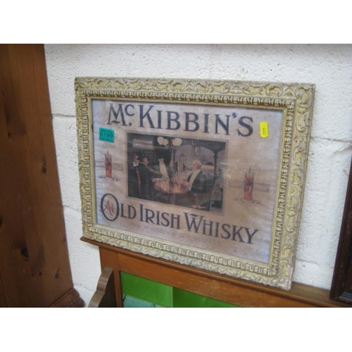 199 - McKibbins Old Irish Whiskey...