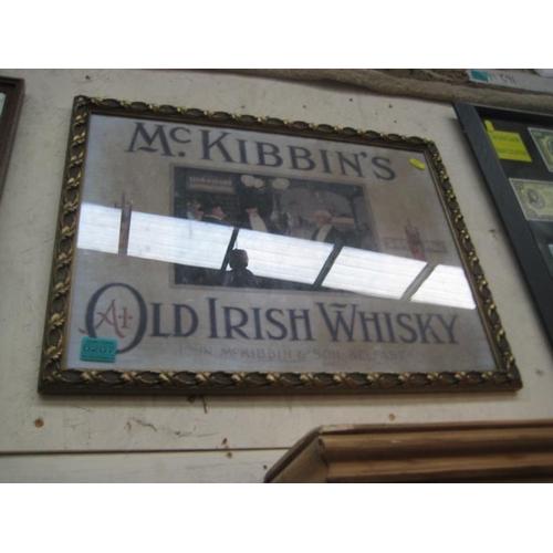 207 - McKibbins Old Advertising Sign...