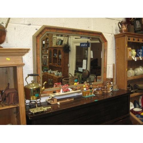 246 - Decorative Framed Wall Mirror...