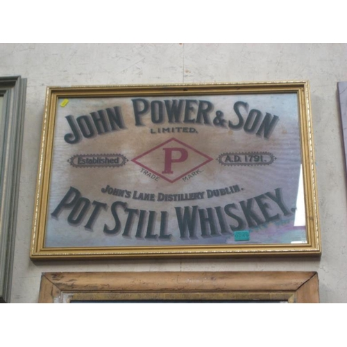 249 - John Power Pot Still Whiskey Prints...